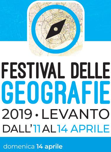 Festival delle Geografie 2019. Il programma di domenica 14 aprile