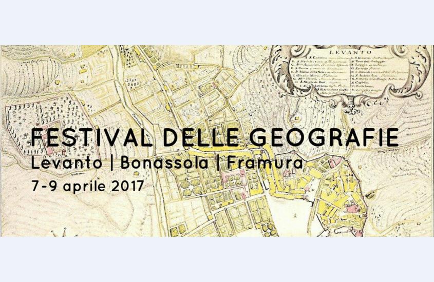 Festival delle Geografie: Resoconto & Rendiconto Ed. 2017