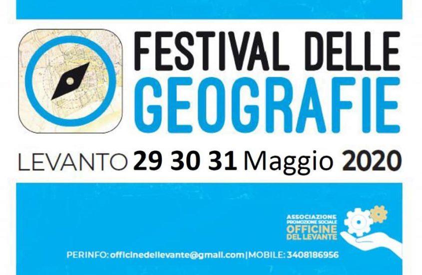 Festival delle Geografie 2020 in sintesi